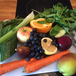 getting ready to Juice